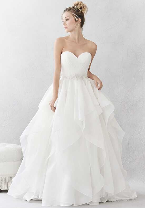 Kenneth Winston: Ella Rosa Collection BE376 Ball Gown Wedding Dress