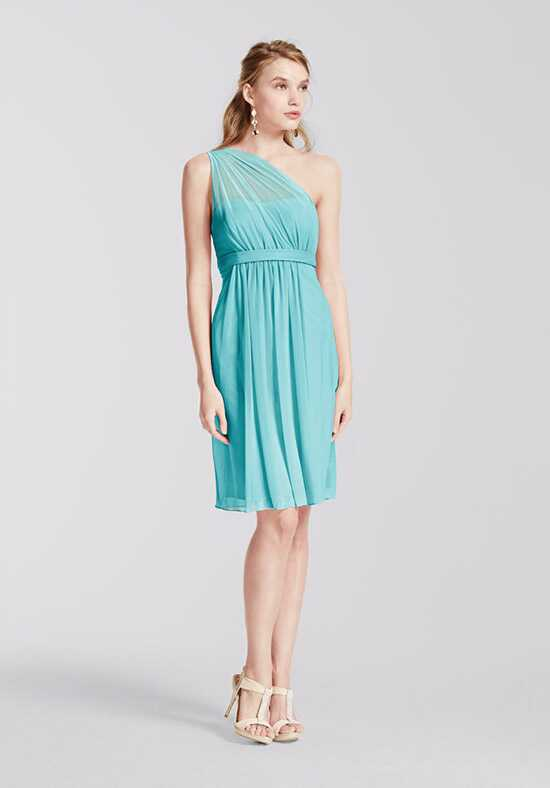 David's Bridal Collection David's Bridal Style F15607 One Shoulder Bridesmaid Dress