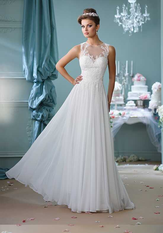 Enchanting by Mon Cheri 116127 A-Line Wedding Dress