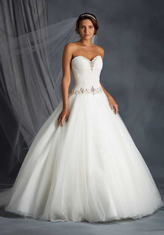Alfred Angelo Signature Bridal Collection 2571 Ball Gown Wedding Dress