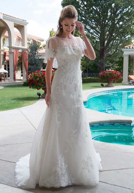 Venus Bridal VE8741N A-Line Wedding Dress