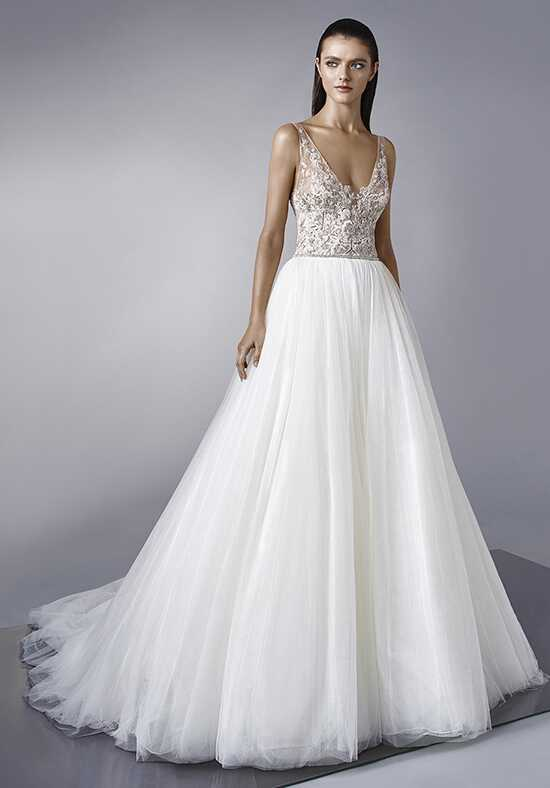Enzoani Melissa A-Line Wedding Dress