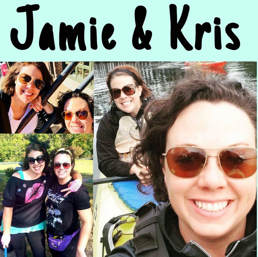 Jamie Gunter and Kris Bushong's Wedding Website