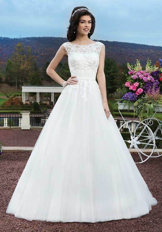 Sincerity Bridal 3804 Ball Gown Wedding Dress