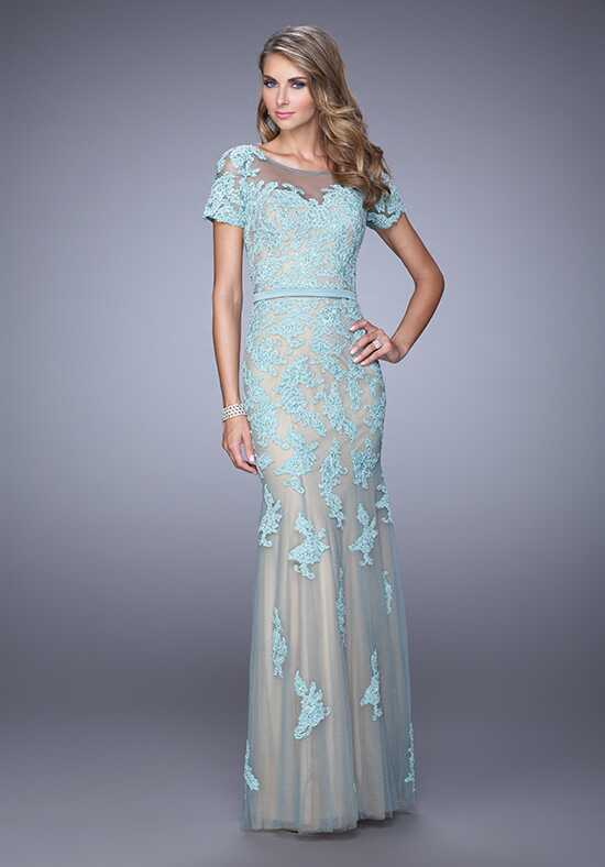 La Femme Evening 21703 Mother Of The Bride Dress