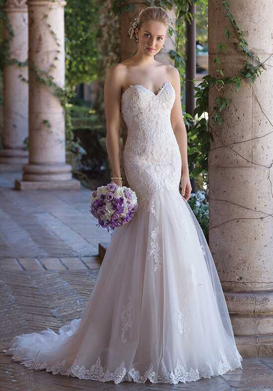 Sincerity Bridal 4035 Mermaid Wedding Dress