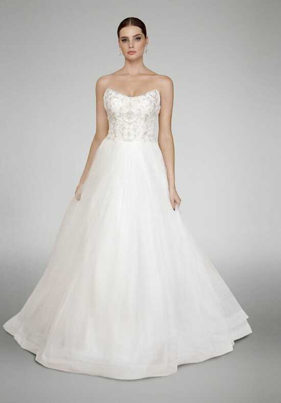 Matthew Christopher Stephanie Ball Gown Wedding Dress