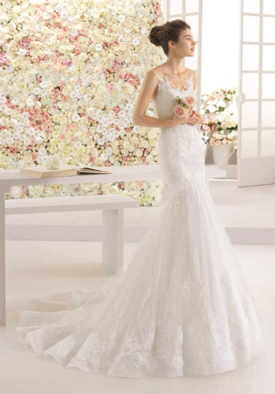 Aire Barcelona Cata Mermaid Wedding Dress