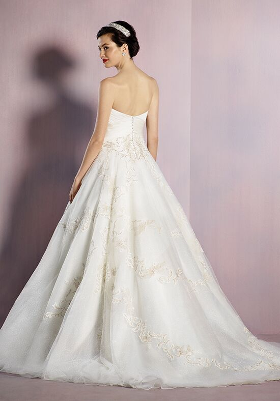 Alfred angelo disney fairy tale weddings bridal collection 256 snow alfred angelo disney fairy tale weddings bridal collection 256 snow white ball gown wedding dress junglespirit Image collections