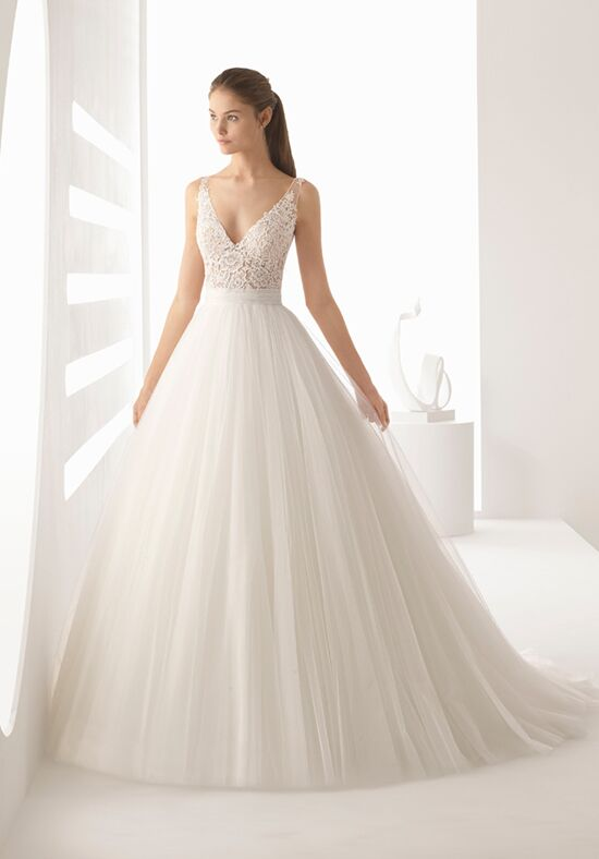 Rosa Clará Alejo Ball Gown Wedding Dress