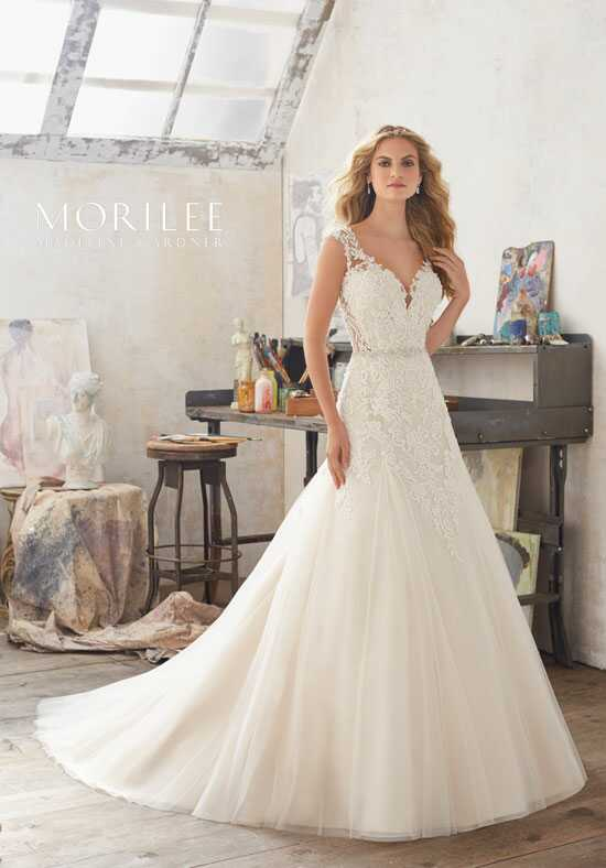 Morilee by Madeline Gardner Marciana/8117 Wedding Dress photo