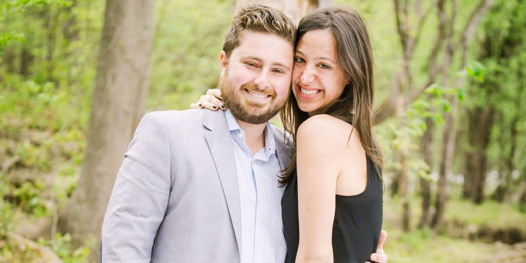 Compress A Picture Emily Stern And Jake Gatof S Wedding