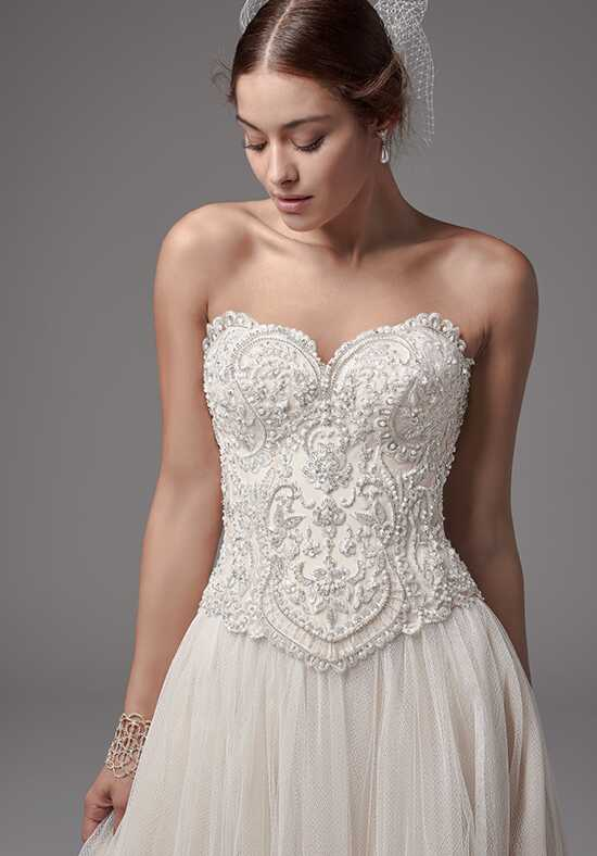 Sottero and Midgley Carrington bodice with Shardea skirt A-Line Wedding Dress