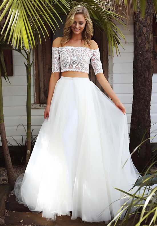 Madi Lane ML8917 | Siesta Ball Gown Wedding Dress