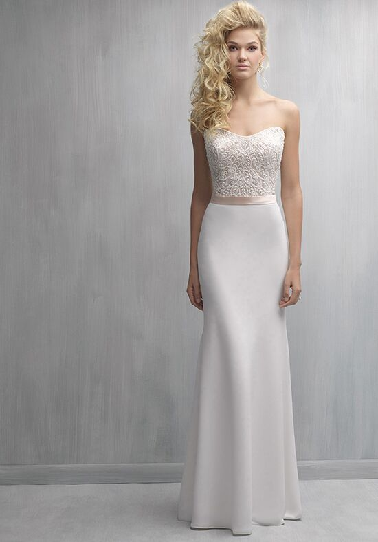 Madison James MJ254 Sheath Wedding Dress