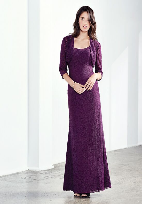 Colour by Kenneth Winston 5284L Bridesmaid Dress