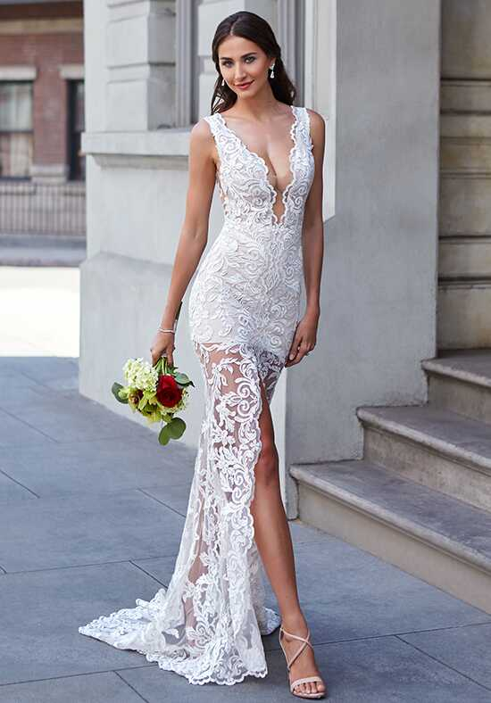 KITTYCHEN CHRISSY Sheath Wedding Dress