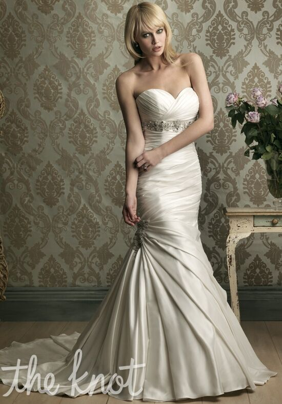 Allure Bridals 8859 Mermaid Wedding Dress