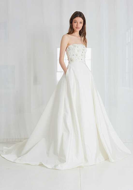 Amsale Daron Ball Gown Wedding Dress