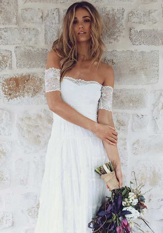 Grace Loves Lace Josee A-Line Wedding Dress