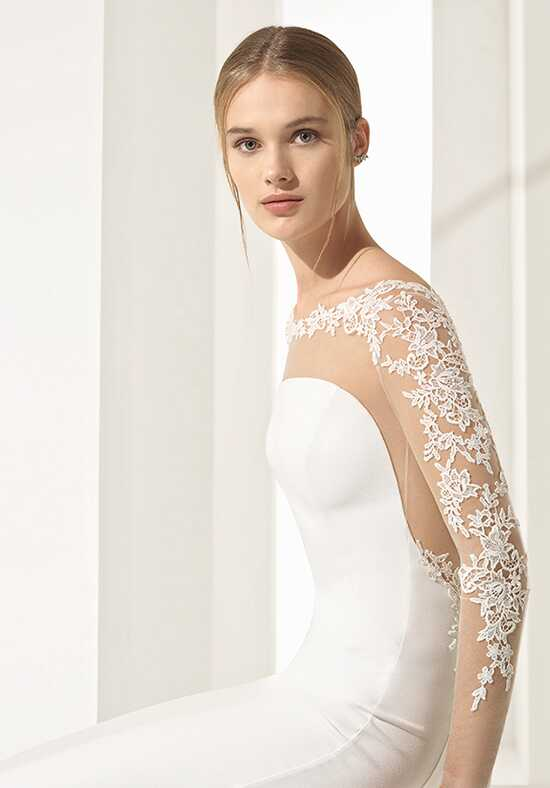Rosa Clara Couture parma Sheath Wedding Dress