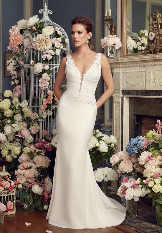 Mikaella 2156 Mermaid Wedding Dress