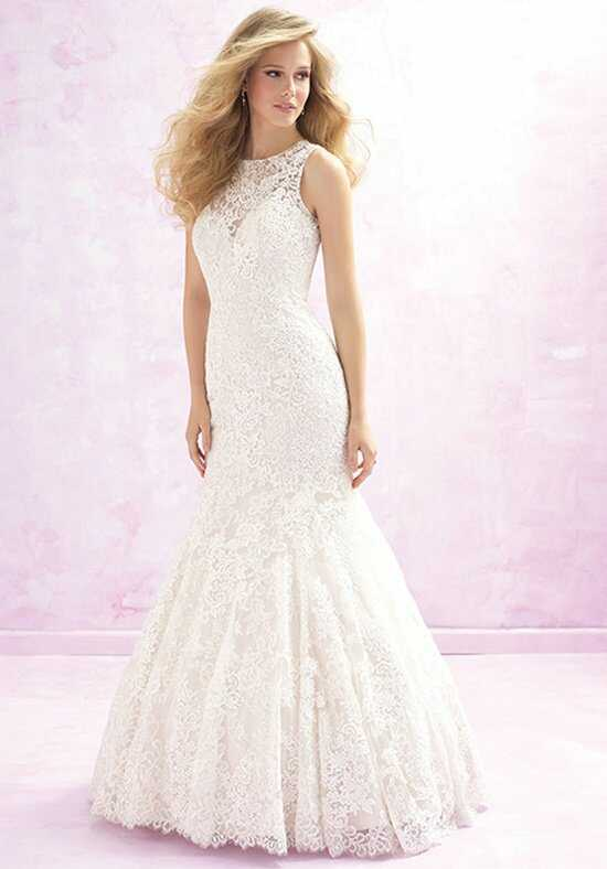 Madison James MJ102 Sheath Wedding Dress