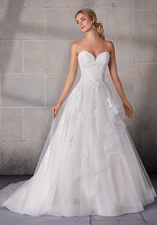 sale retailer watch buy Morilee by Madeline Gardner Shania 2140 Wedding Dress | The Knot