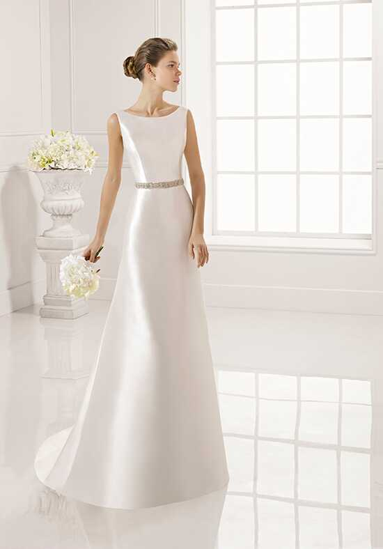 Adriana Alier Zohet A-Line Wedding Dress