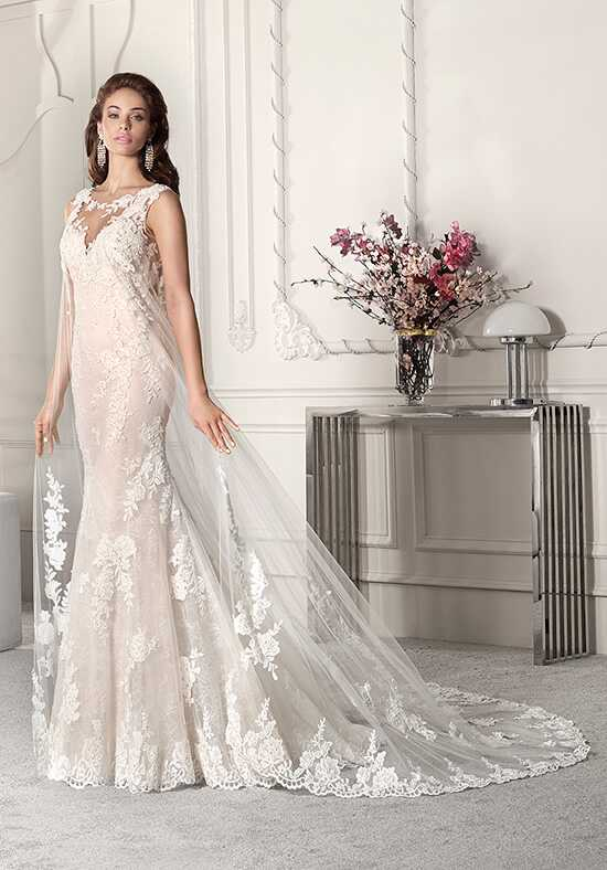 Demetrios 860 Mermaid Wedding Dress