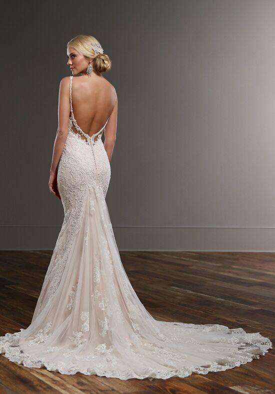 Martina liana 744 wedding dress the knot for Custom wedding dress near me