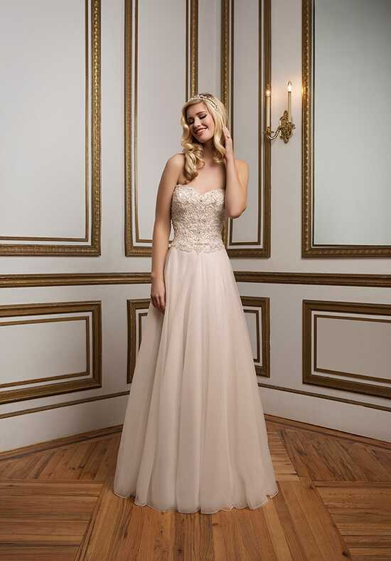 Justin Alexander 8836 A-Line Wedding Dress