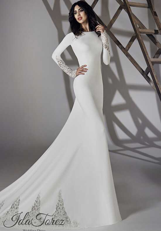 CocoMelody Wedding Dresses 1064 Mermaid Wedding Dress