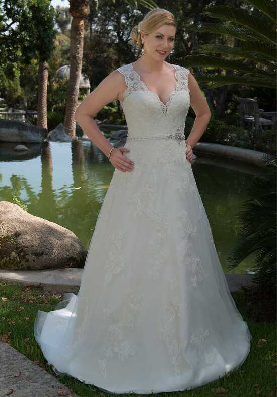 Venus Woman VW8738 A-Line Wedding Dress