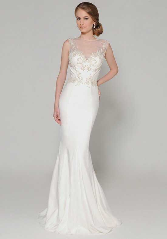 Eugenia Genevieve 3940 Sheath Wedding Dress