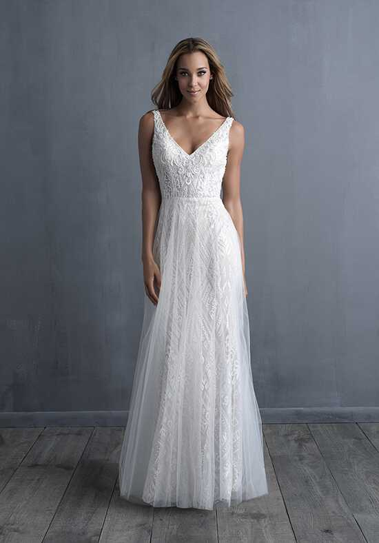 Allure Couture C485 A-Line Wedding Dress