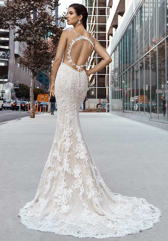 KITTYCHEN HAYLEY, H1862 Sheath Wedding Dress