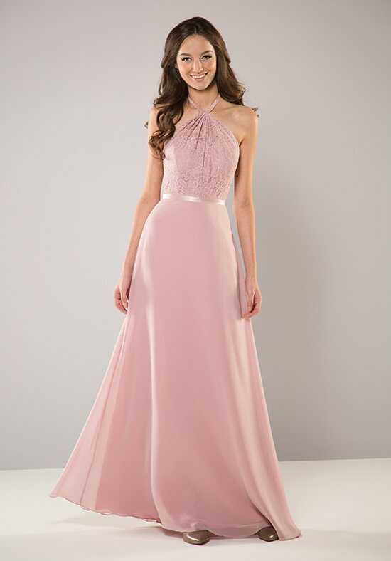 B2 by Jasmine B163051 Halter Bridesmaid Dress