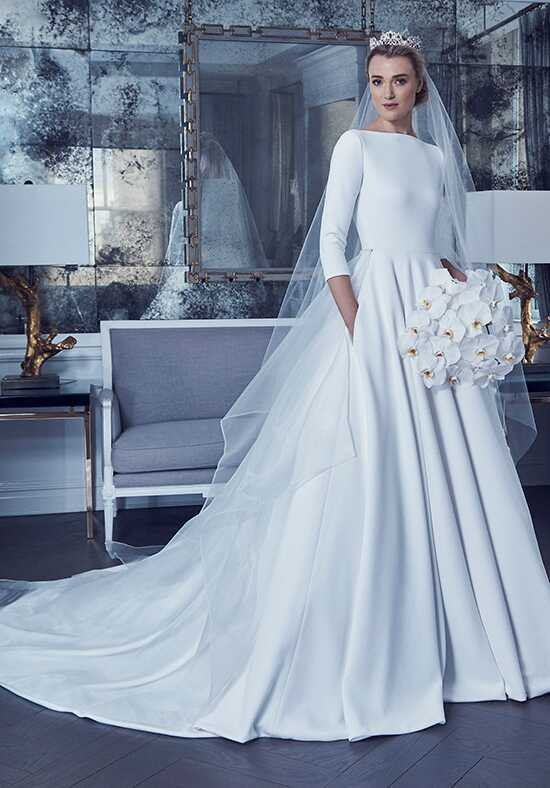 Romona Keveza Collection RK9405 Ball Gown Wedding Dress