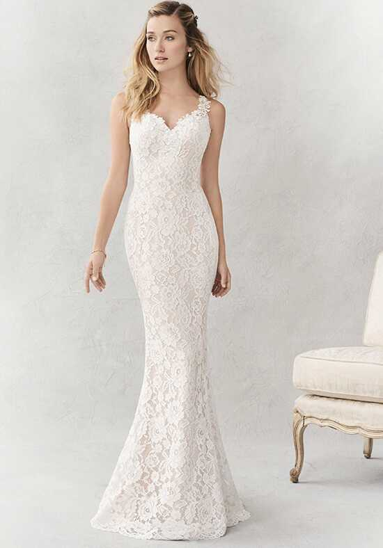Kenneth Winston: Ella Rosa Collection BE356 Mermaid Wedding Dress