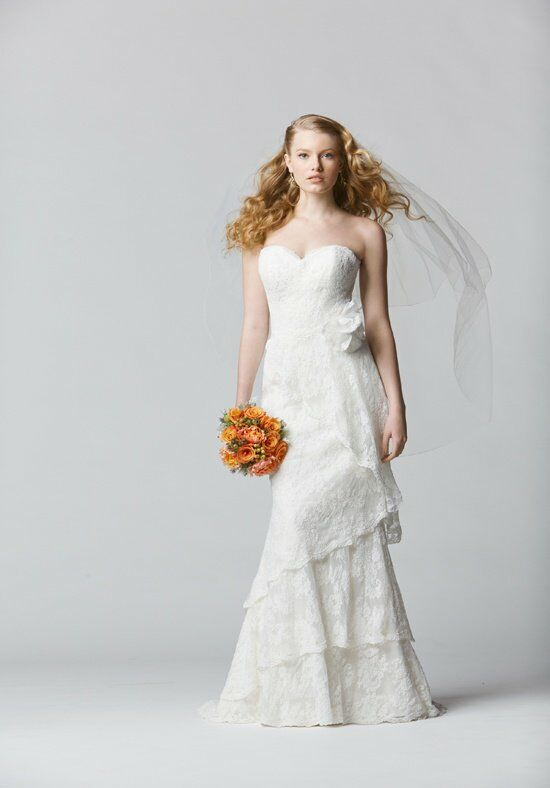 Wtoo Brides LUISA-12128 Sheath Wedding Dress