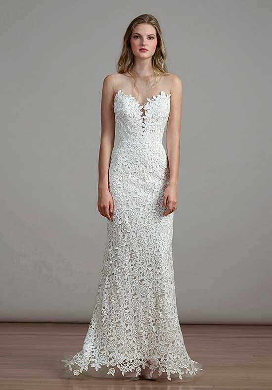 LIANCARLO 6890 Sheath Wedding Dress