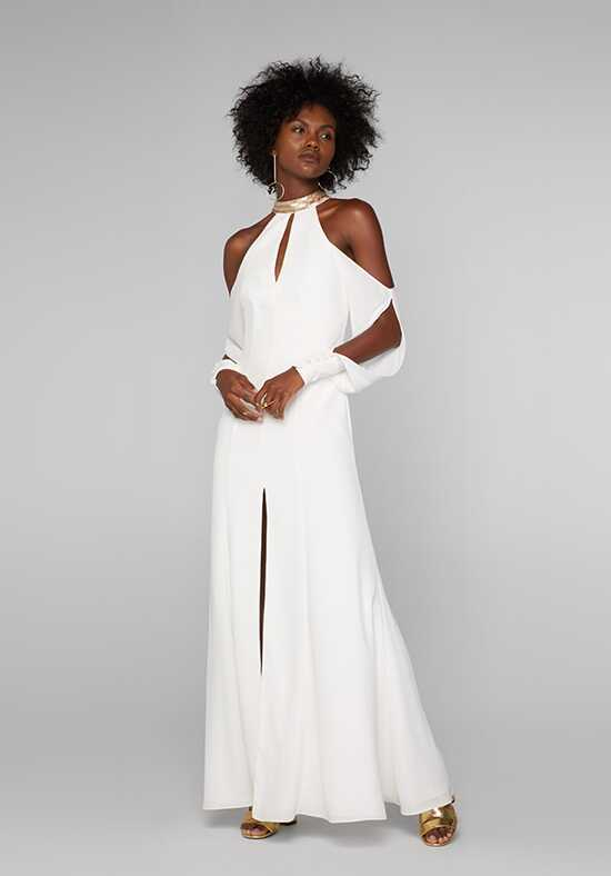Fame and Partners Bridal Collection Sweet Disposition A-Line Wedding Dress