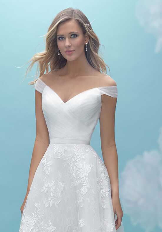 Allure Bridals A2026 - BODICE Wedding Dress