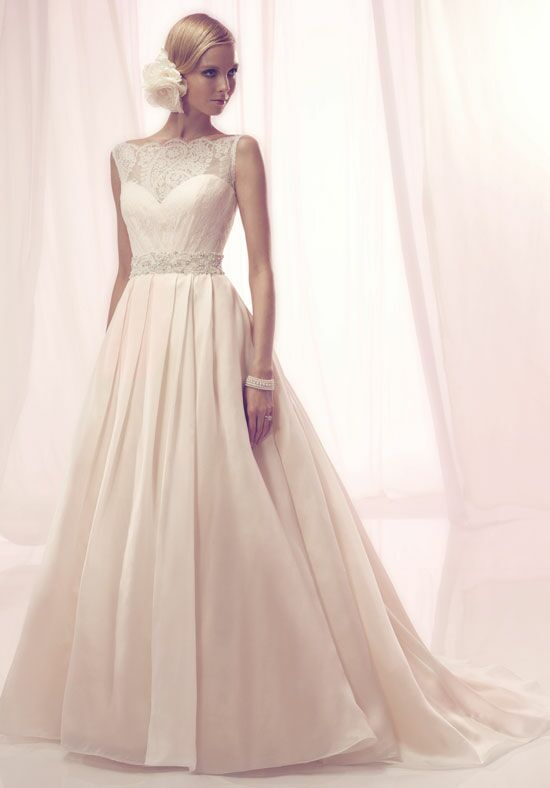 Amaré Couture by Crystal Richard B091 A-Line Wedding Dress