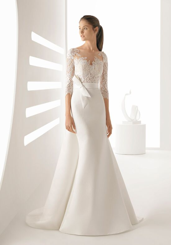 Rosa Clará ARPA Mermaid Wedding Dress