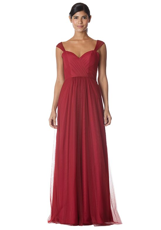 Bari Jay Bridesmaids EN-1757 Sweetheart Bridesmaid Dress