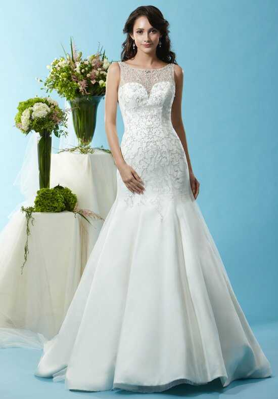 Eden Bridals BL117 A-Line Wedding Dress