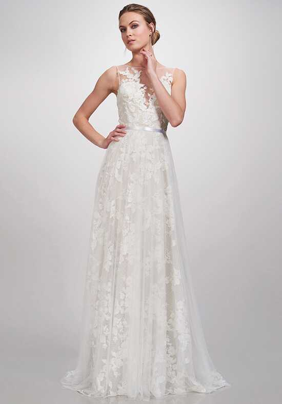 THEIA Ingrid A-Line Wedding Dress