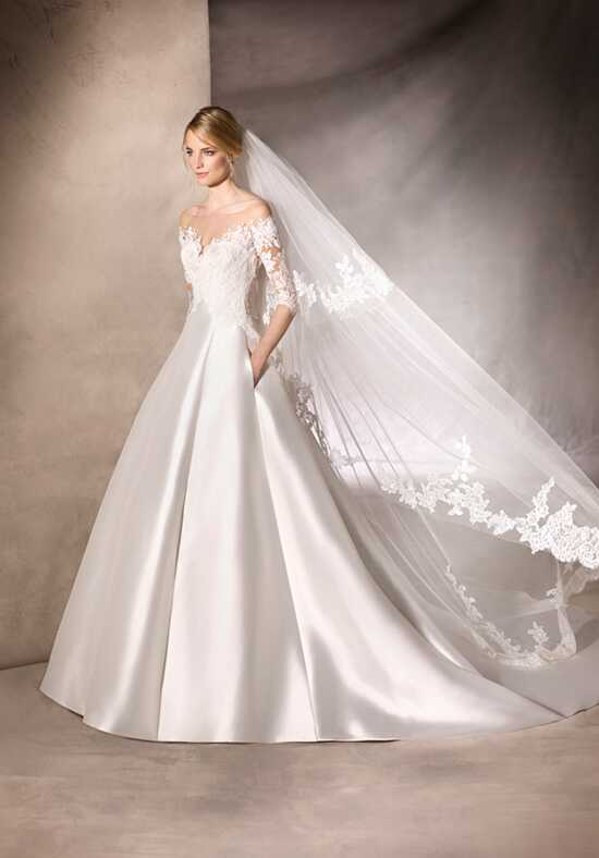 LA SPOSA HALAND A-Line Wedding Dress